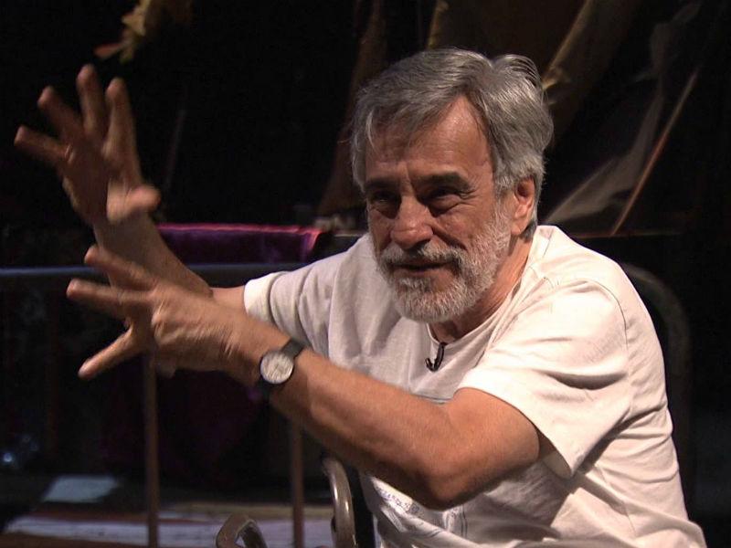 Aderbal Freire-Filho, diretor de teatro (Foto: Reprodução)
