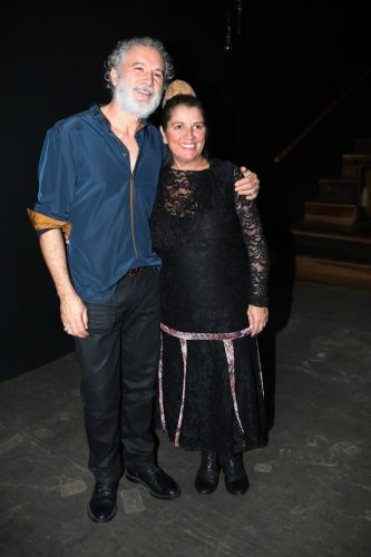 Edi Botelho e Tássia Camargo (Foto: Eny Miranda)
