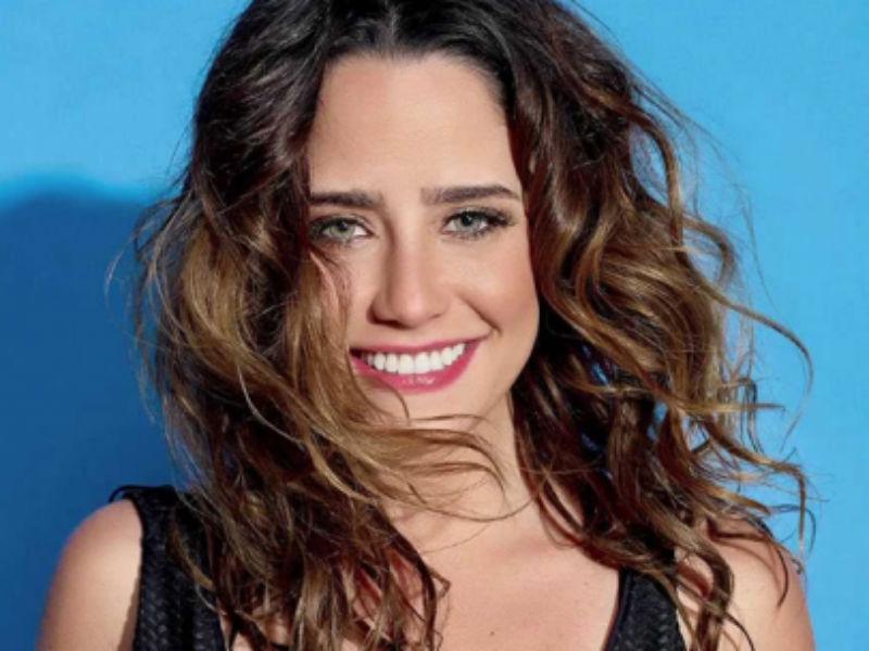 A atriz contou ao HT que está otimista para as Olimpíadas do Rio (Foto: Reprodução)