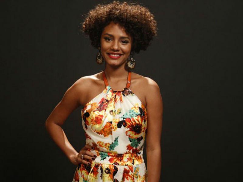 """""""Nós ainda não temos negros sendo representados em números dentro da televisão brasileira. Isso é uma realidade"""" (Foto: Reprodução)"""