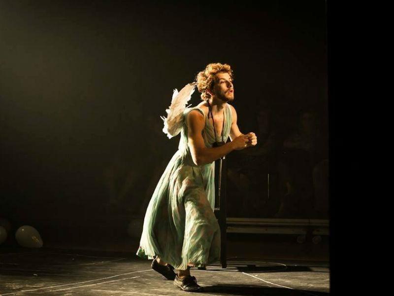 """A partir de setembro, o ator volta aos palcos com o espetáculo """"Alice Mandou um Beijo"""" (Foto: Reprodução)"""