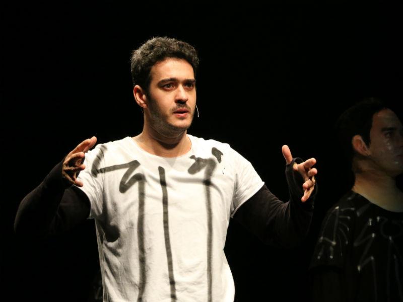 """Marcos Veras estreia a peça """"Acorda Pra Cuspir"""" no Rio de Janeiro em agosto (Foto: Rodrigo Velloni)"""