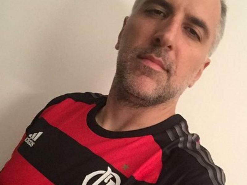 O flamenguista Antonio Tabet, que já narrou jogo do time no Maracanã, vai participar da transmissão dos Jogos Olímpicos pela Fox Sports (Foto: Reprodução)