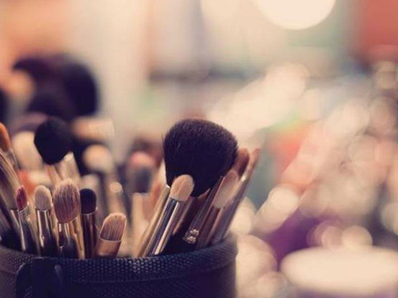 Workshops de maquiagem na Maison Chanel (Foto: Divulgação)