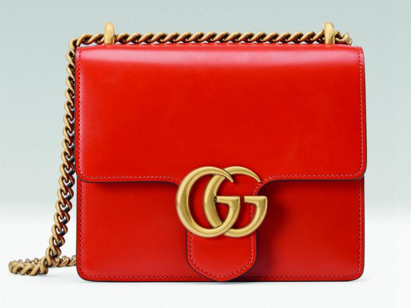 8b7fe6cb81fff Combinação de luxo  Galeries Lafayette apresenta Gucci em uma ...