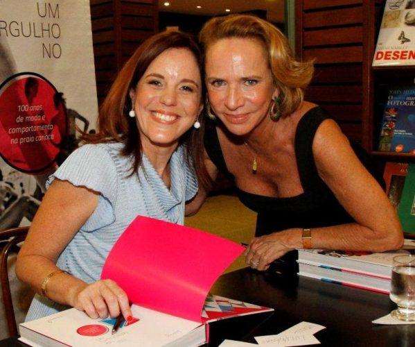 Márcia Disitzer e Lenny Nemayer (Foto: Divulgação)