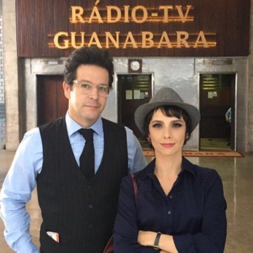 Murilo Benício e Débora Falabella (Foto: Divulgação)