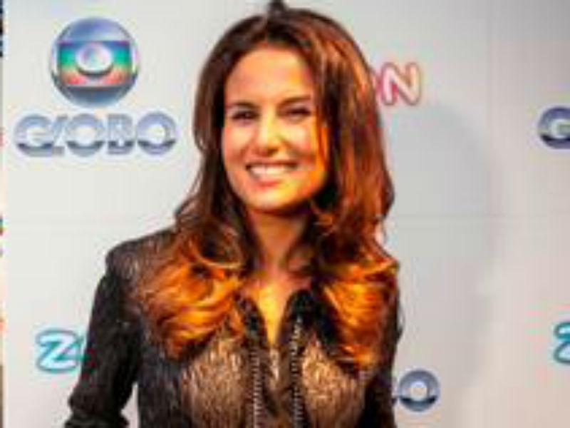 Na Globo desde a infância, a atriz disse que não troca a emissora (Foto: Reprodução)