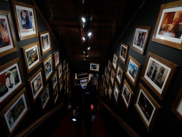 Museu do Festival de Cinema é único ligado a Festival de Cinema no país (Foto: Edison Vara/Pressphoto)