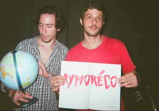 Diogo Strausz e Chay Suede, lançam projeto Aymoreco (Foto: Divulgação)