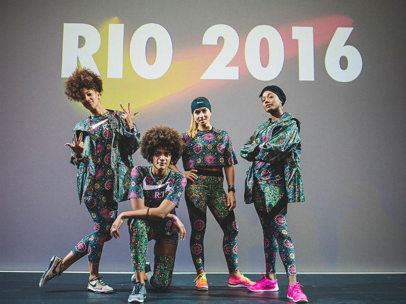 Lançamento da coleção do diretor criativo da Givenchy para a linha premium da Nike (Foto: Divulgação)