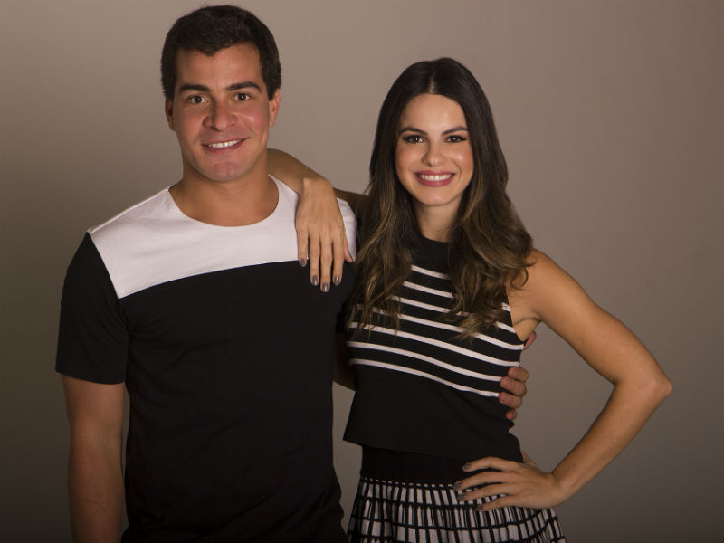 A dupla fica em cartaz até a primeira semana de outubro no Rio (Foto: Rodrigo Molina)