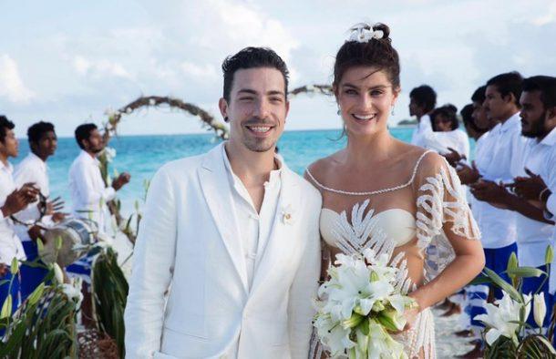 Di Ferrero e Isabeli Fontana se casam na Maldivas (Foto: Divulgação)