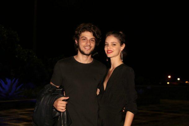 Chay e Laura Neiva (Foto: Divulgação)