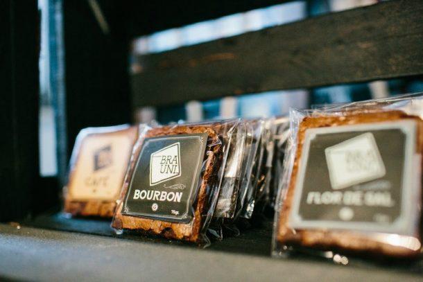 Os famosos bolinhos da marca Brauni (Foto: Divulgação)