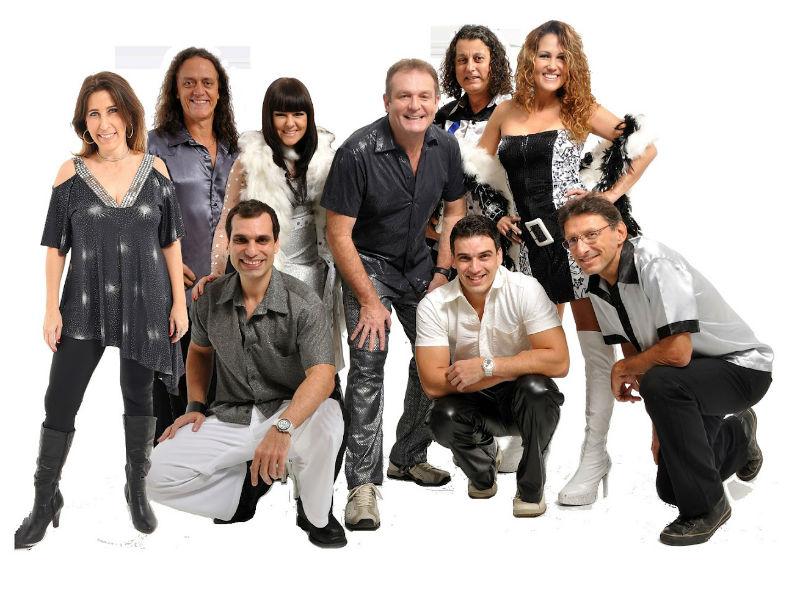 O grupo Celebrare está comemorando 20 anos de carreira (Foto: Reprodução)