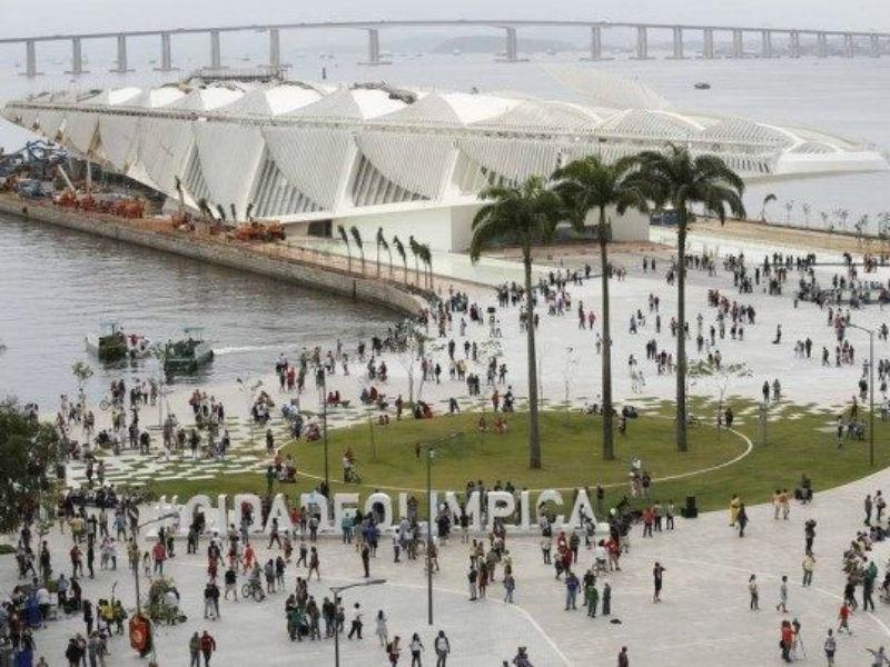 Boulevard Olímpico (Foto: Reprodução)