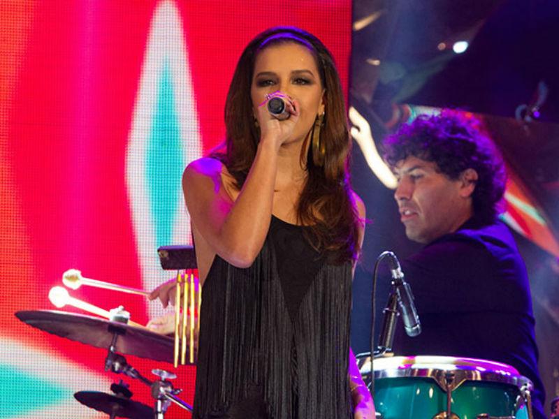 Mariana Rios contou que a música sempre será prioridade em sua carreira (Foto: Reprodução)