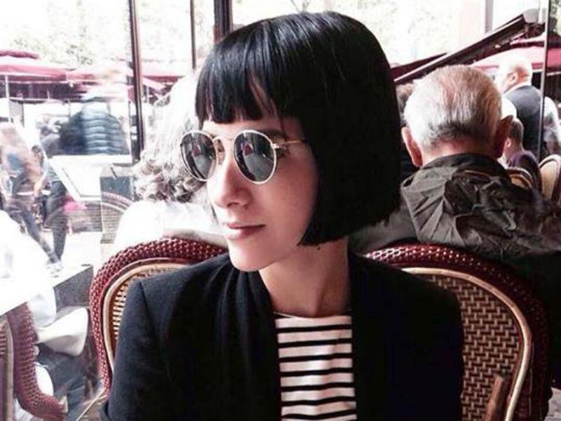 Nathalie Bilio, maquiadora (Foto: Reprodução)
