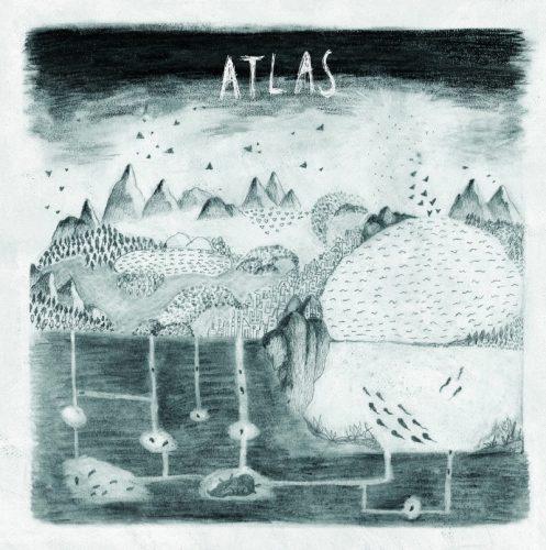 """Capa do disco """"Atlas"""" (Foto: Divulgação)"""