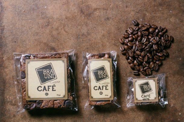 A marca cresceu tanto que hoje já produz seus próprios grãos de café (Foto: Guilherme Ribas)
