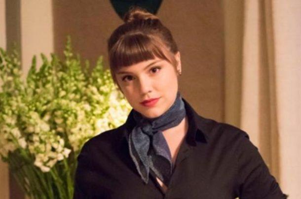 A atriz mudou o visual para a novela (Foto: Divulgação)