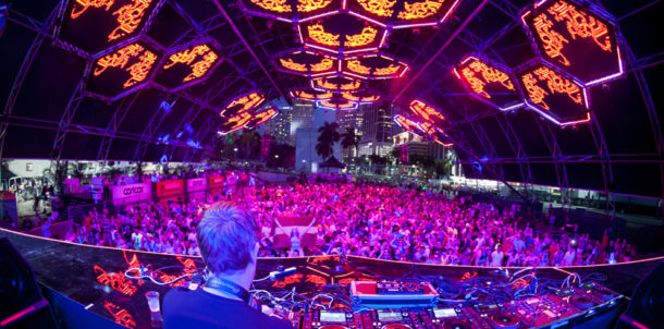Ultra Music Festival em Miami (Foto: Divulgação)