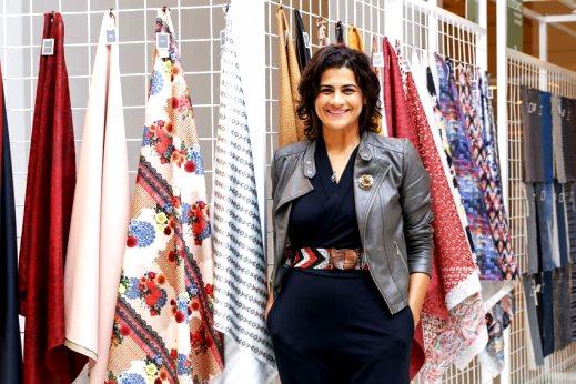 Tatiana Souza é designer e consultora do Núcleo de Design da Assintecal (Foto: Divulgação)