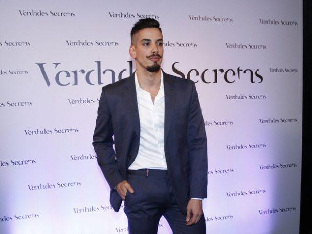 """O ator em """"Verdades Secretas"""" (Foto: Divulgação)"""