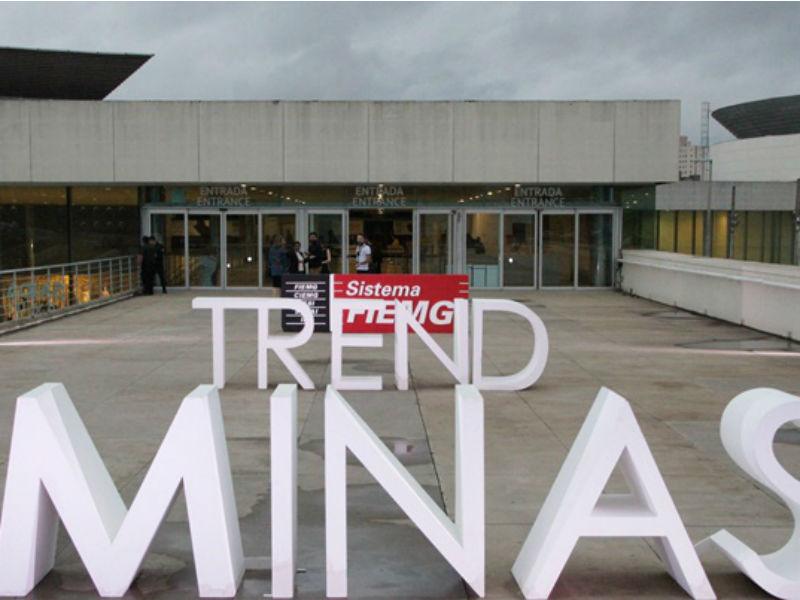 Minas Trend recebe 219 marcas no Salão de Negócios nesta 19º edição (Foto: Henrique Fonseca)
