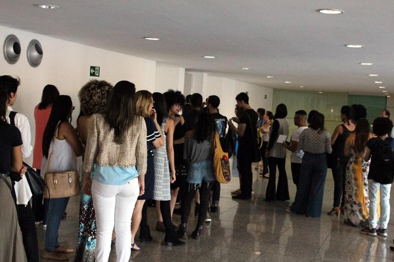 Conexão Inspiramais no Minas Trend (Foto: Belo Horizonte - Henrique Fonseca)
