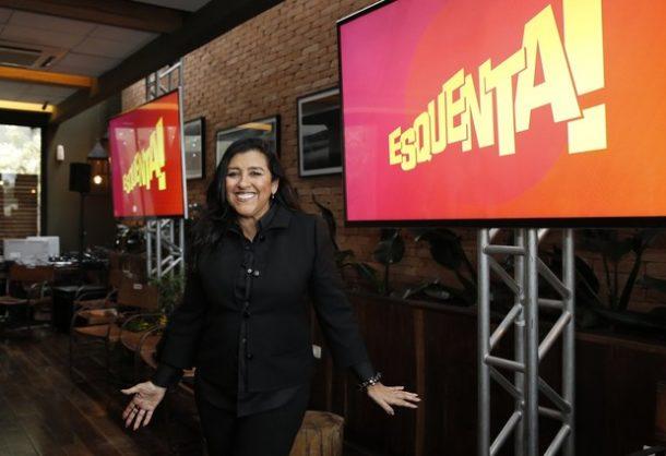 """Regina Casé apresenta a nova temporada do """"Esquenta!"""" (Foto: Divulgação)"""