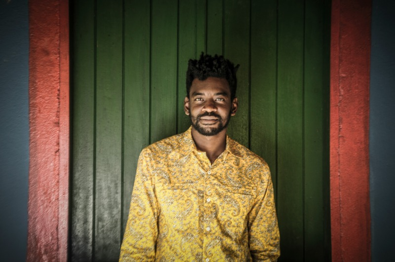 Ator comentou sobre a situação do negro na dramaturgia brasileira (Foto: Divulgação)