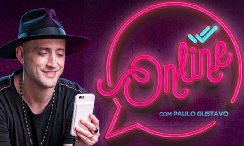 Paulo Gustavo estreia sua nova peça neste fim de semana (Foto: Reprodução)
