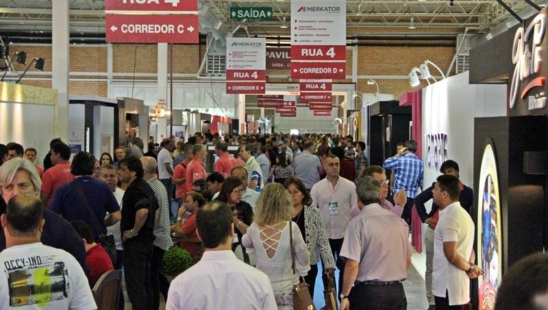 O Serra Park deve receber cerca de 12 mil pessoas durantes os três dias de feira (Foto: Gramado - Henrique Fonseca)