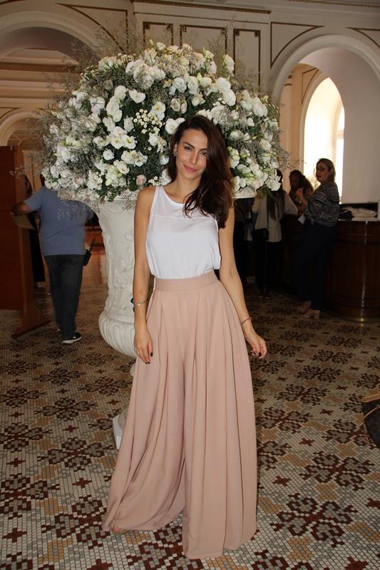 A atriz, modelo e jornalista está à frente de um programa de viagem na TV - Foto: Poços de Caldas (MG): Henrique Fonseca