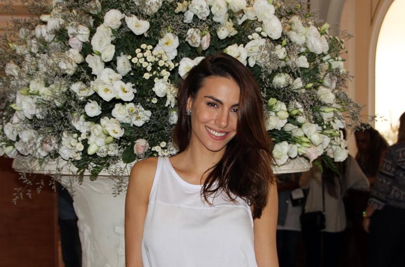 A atriz lembra o passado como Rebelde e o grande sucesso com o público - Foto: Poços de Caldas (MG): Henrique Fonseca