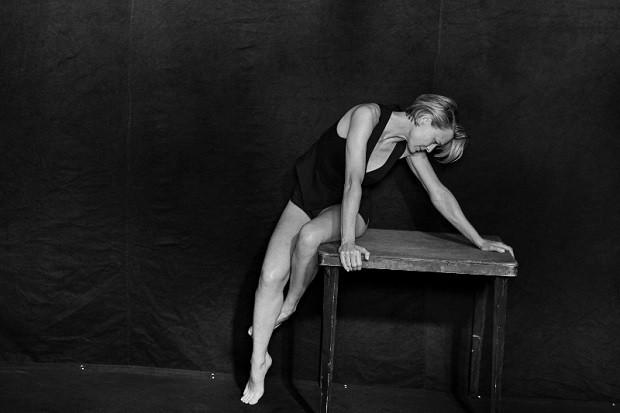 Robin Wright foi uma das 17 atrizes fotografadas (Foto: Peter Lindbergh)