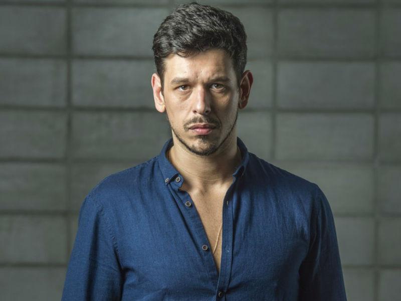 João Vicente de Castro como Lázaro (Foto: Reprodução)