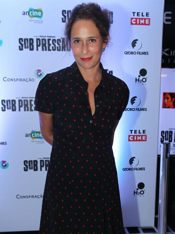 Andréa Beltrão (Foto: AgNews)