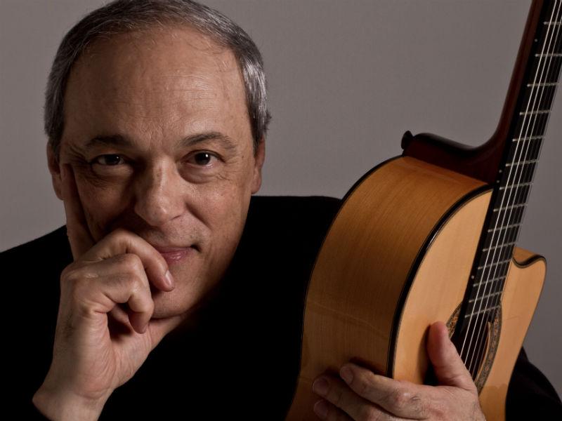 Toquinho faz duas apresentações gratuitas neste fim de semana no Rio (Foto: Marcos Hermes)