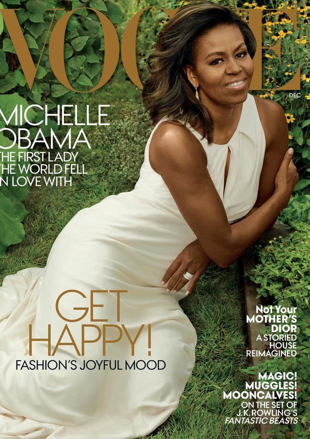 Cpa da Vogue US de dezembro (Foto: Reprodução)