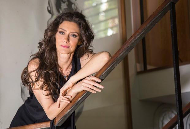 Atriz também investe como apresentadora (Foto: Divulgação)