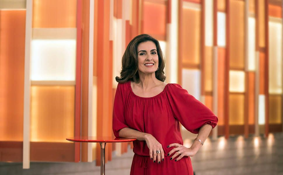 Fátima Bernardes ainda esclareceu polêmicas sobre o programa (Foto: Divulgação)