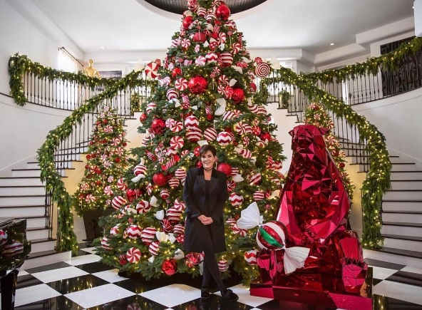 Kris Janner investiu pesado na decoração (Foto: Divulgação)
