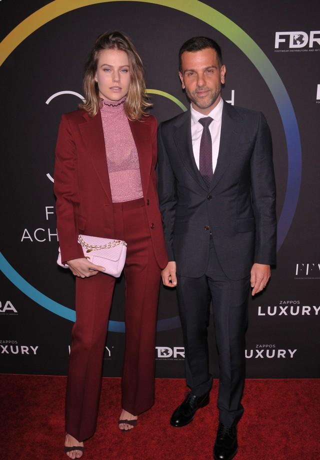 Johanna Birman e Alexandre Birman (Foto: Efren Landoes)