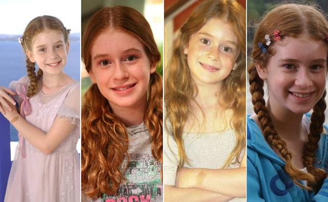Marina Ruy Barbosa inciou a carreira de atriz aos nove anos (Foto: Reprodução)