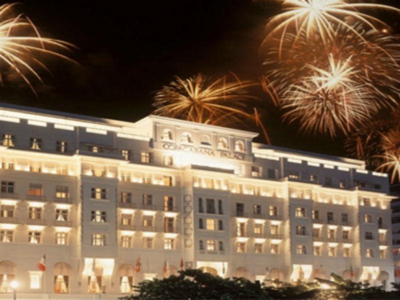 Os ingressos para o Réveillon do Copacabana Palace custam R$ 3.630 (Foto: Reprodução)