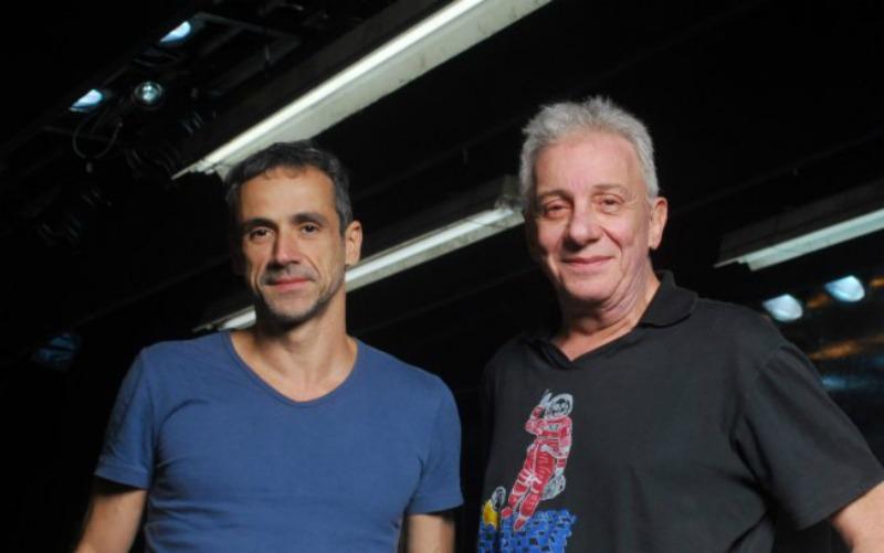 Fernando Libonati e Marco Nanini (Foto: Divulgação)