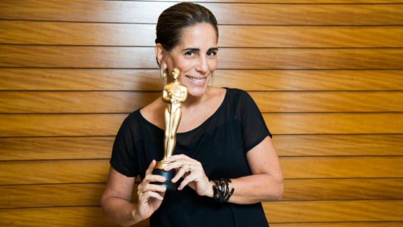 Atriz virou meme e movimentou as redes sociais ao comentar o Oscar 2016 (Foto: Divulgação)